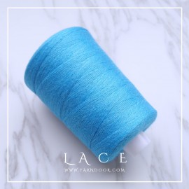 YARN DOOR ✁ LACE | 松石藍
