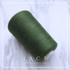 YARN DOOR ✁ LACE | 軍綠